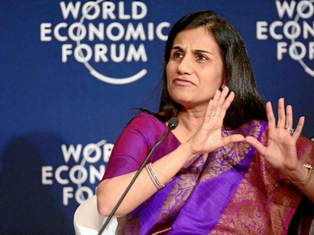 chanda_kochhar_at_World Economic Forum